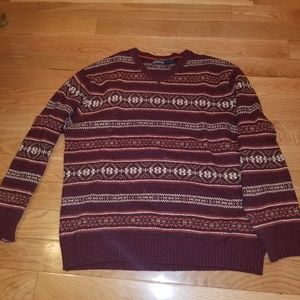 Mens sweater large St. Johns bay